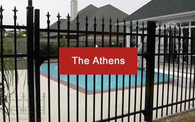 The Athens Fence