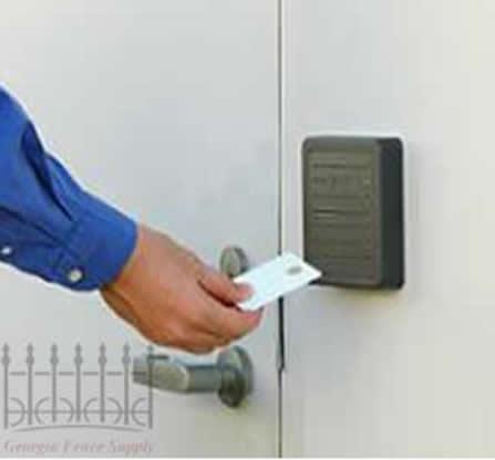 Gate Access Control